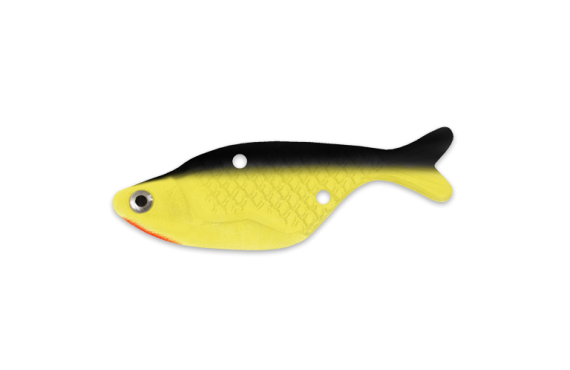 Bait Fish - Black Yellow